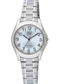 Японские наручные  женские часы Q&Q Q207J204. Коллекция Standard