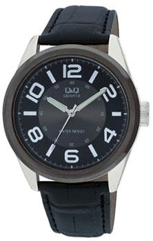 Японские наручные  мужские часы Q&Q Q266J505. Коллекция Кварцевые