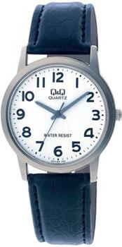 Японские наручные  женские часы Q&Q Q414J304. Коллекция Кварцевые