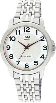 Японские наручные  мужские часы Q&Q Q422204. Коллекция Elegant