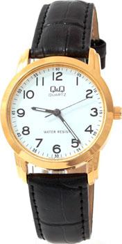 Японские наручные  женские часы Q&Q Q468104. Коллекция Кварцевые