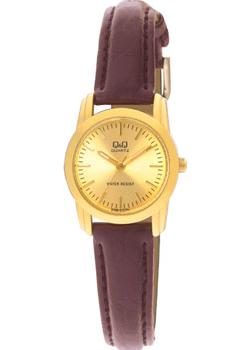 Японские наручные  женские часы Q&Q Q469J100. Коллекция Кварцевые