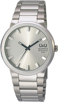Японские наручные  мужские часы Q&Q Q544J211. Коллекция Standard
