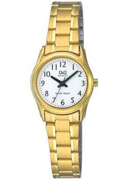 Японские наручные  женские часы Q&Q Q595J004. Коллекция Anniversary