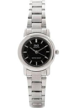 Японские наручные  женские часы Q&Q Q601202. Коллекция Кварцевые