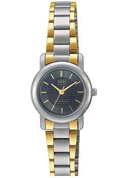 Японские наручные  женские часы Q&Q Q601402. Коллекция Elegant