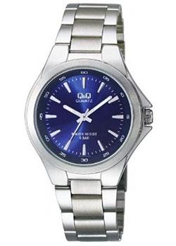 Японские наручные  мужские часы Q&Q Q618J212. Коллекция Кварцевые