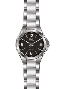 Японские наручные  женские часы Q&Q Q618J806. Коллекция Кварцевые