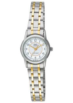 Японские наручные  женские часы Q&Q Q621404. Коллекция Кварцевые