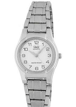 Японские наручные  женские часы Q&Q Q623204. Коллекция Кварцевые