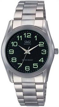 Японские наручные  мужские часы Q&Q Q638J205. Коллекция Standard