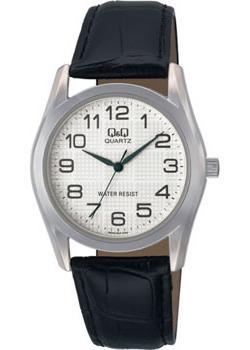 Японские наручные  мужские часы Q&Q Q638J304. Коллекция Кварцевые