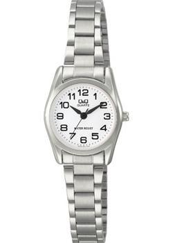 Японские наручные  женские часы Q&Q Q639J204. Коллекция Кварцевые
