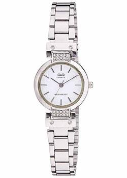 Японские наручные  женские часы Q&Q Q645201. Коллекция Кварцевые