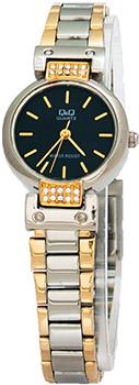 Японские наручные  женские часы Q&Q Q645402. Коллекция Elegant