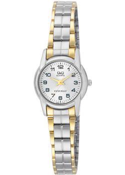 Японские наручные  женские часы Q&Q Q649404. Коллекция Кварцевые