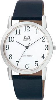Японские наручные  мужские часы Q&Q Q662J304. Коллекция Standard