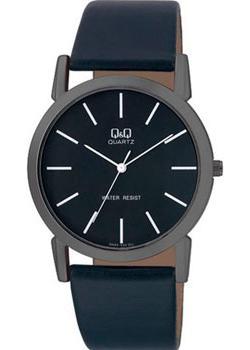 Японские наручные  мужские часы Q&Q Q662J502. Коллекция Кварцевые