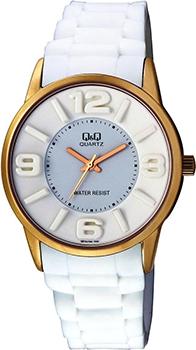 Японские наручные  женские часы Q&Q Q674J104. Коллекция Sports