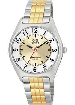 Японские наручные мужские часы Q&Q Q680J403. Коллекция Anniversary