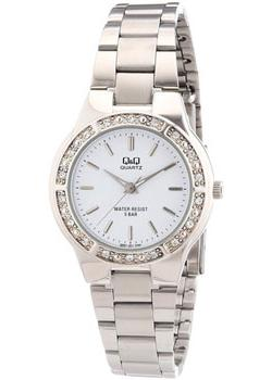Японские наручные  женские часы Q&Q Q691J201. Коллекция Elegant
