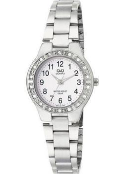 Японские наручные  женские часы Q&Q Q691J204. Коллекция Elegant