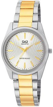 Японские наручные  мужские часы Q&Q Q700401. Коллекция Standard
