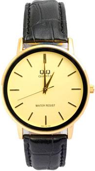 Японские наручные  мужские часы Q&Q Q850J100. Коллекция Standard