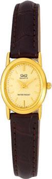 Японские наручные  женские часы Q&Q Q859100. Коллекция Standard