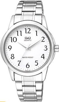 Японские наручные  мужские часы Q&Q Q860J204. Коллекция Standard