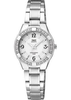 Японские наручные  женские часы Q&Q Q865J204. Коллекция Elegant