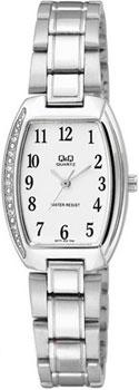 Японские наручные  женские часы Q&Q Q873J204. Коллекция Elegant