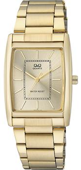 Японские наручные  мужские часы Q&Q Q874010. Коллекция Elegant