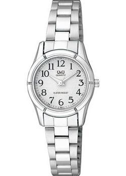 Японские наручные  женские часы Q&Q Q877J204. Коллекция Кварцевые