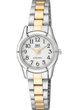 Японские наручные  женские часы Q&Q Q877J404. Коллекция Кварцевые