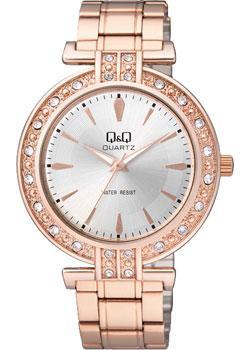 Японские наручные  женские часы Q&Q Q885J011. Коллекция Standard