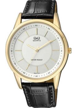 Японские наручные  мужские часы Q&Q Q886J101. Коллекция Кварцевые
