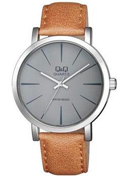 Японские наручные  мужские часы Q&Q Q892J302. Коллекция Кварцевые