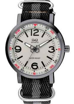 Японские наручные  мужские часы Q&Q Q892J503. Коллекция Кварцевые