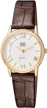 Японские наручные  женские часы Q&Q Q897J107. Коллекция Standard