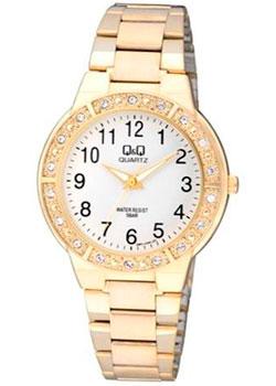 Японские наручные  женские часы Q&Q Q901J004. Коллекция Кварцевые