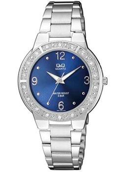 Японские наручные  женские часы Q&Q Q901J205. Коллекция Elegant