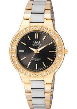 Японские наручные  женские часы Q&Q Q901J402. Коллекция Elegant