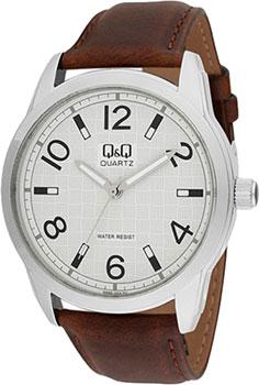 Японские наручные  мужские часы Q&Q Q906J304. Коллекция Кварцевые