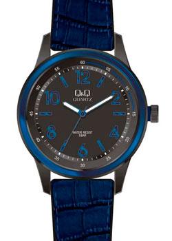 Японские наручные  мужские часы Q&Q Q922J515. Коллекция Кварцевые