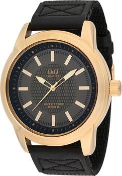 Японские наручные  мужские часы Q&Q Q930J102. Коллекция Кварцевые