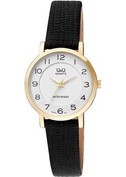 Японские наручные  женские часы Q&Q Q945J104. Коллекция Standard