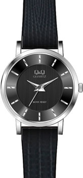 Японские наручные  женские часы Q&Q Q945J302. Коллекция Кварцевые