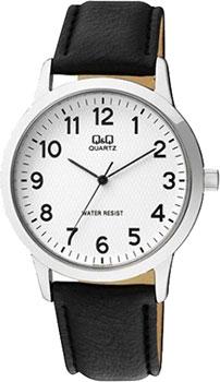 Японские наручные  мужские часы Q&Q Q946J304. Коллекция Кварцевые