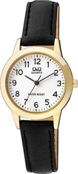 Японские наручные  женские часы Q&Q Q947J104. Коллекция Standard